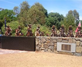 Light Horse Memorial - Accommodation Cooktown
