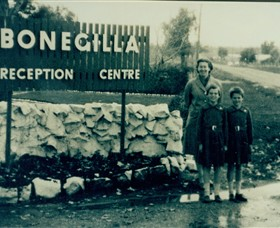 Bonegilla Migrant Experience - Accommodation Cooktown