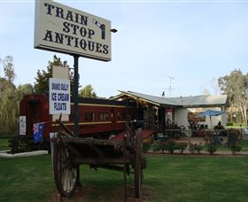 Train Stop Antiques - Accommodation Cooktown