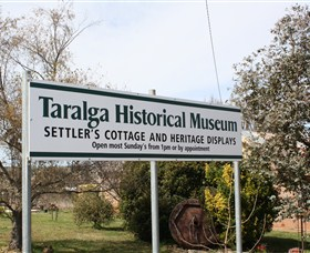 Taralga Historical Society Museum - Accommodation Cooktown