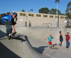 Goulburn Skate Park - Accommodation Cooktown