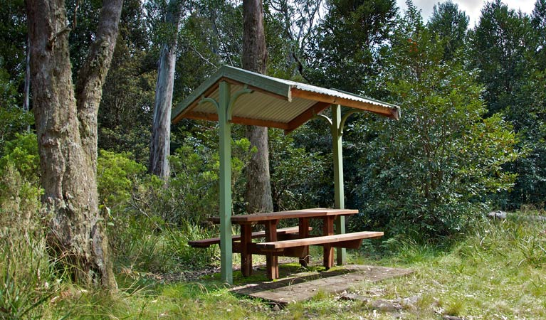 Devils Hole lookout walk and picnic area - Accommodation Cooktown