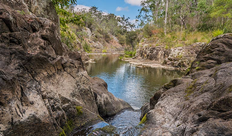 Gorge walking track - Accommodation Cooktown