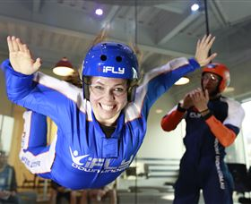 iFly Indoor Skydiving - Accommodation Cooktown
