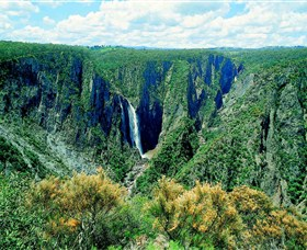 Wollomombi Falls - Accommodation Cooktown