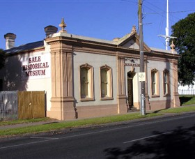 Sale Historical Museum - Accommodation Cooktown
