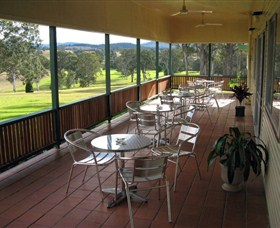 Woodenbong and District Golf Club - Accommodation Cooktown