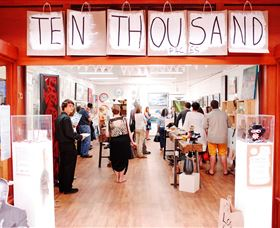 Ten Thousand Paces Gallery - Accommodation Cooktown