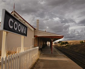 Cooma Monaro Railway - Accommodation Cooktown