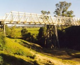 Vacy Bridge over Paterson River - Accommodation Cooktown