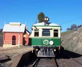 Paterson Rail Motor Museum - Accommodation Cooktown