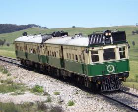 Paterson Rail Motor Society - Accommodation Cooktown