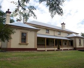 Paterson Historical Court House Museum - Accommodation Cooktown