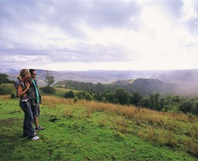 Mallanganee Lookout - Accommodation Cooktown
