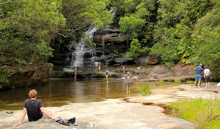 Somersby Falls picnic area - Accommodation Cooktown