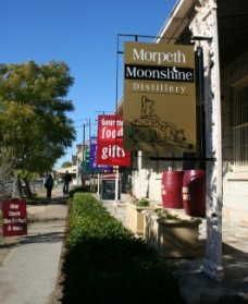 Morpeth Wine Cellars and Moonshine Distillery - Accommodation Cooktown