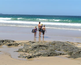 Shellharbour Beach - Accommodation Cooktown