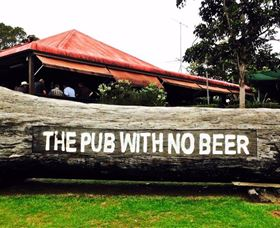 The Pub With No Beer - Accommodation Cooktown