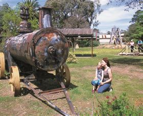 Greenbushes Mining Historical Park - Accommodation Cooktown