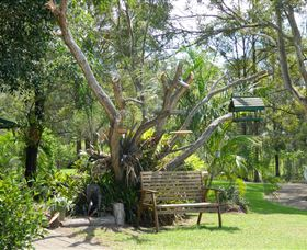 Mondrook Garden Cafe Gallery and Function Centre - Accommodation Cooktown