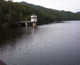 Clarrie Hall Dam - Accommodation Cooktown