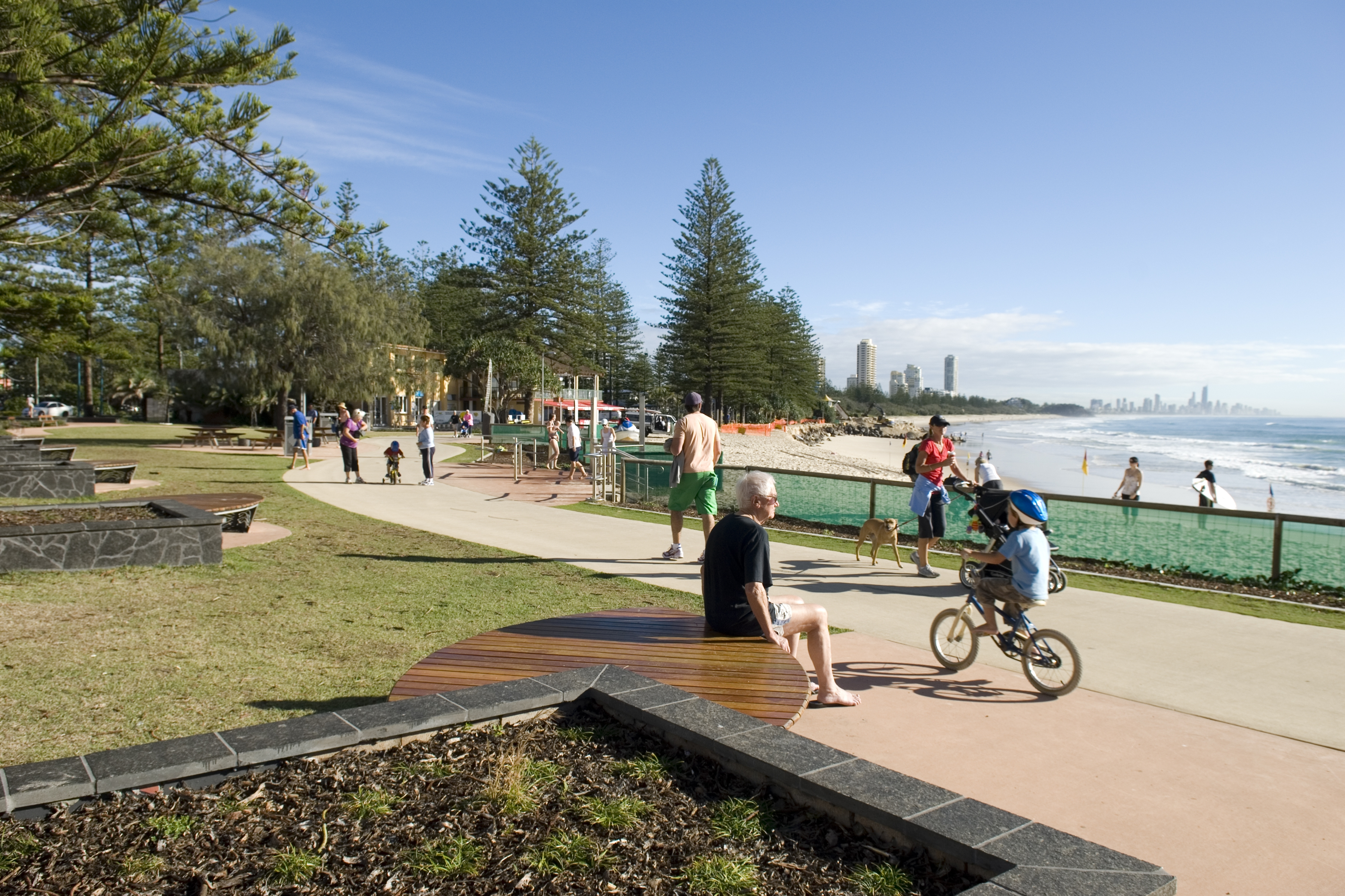 Gold Coast Oceanway - Accommodation Cooktown