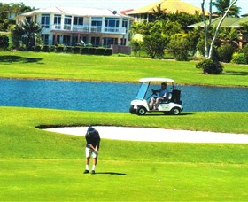 Emerald Downs Golf Course - Accommodation Cooktown
