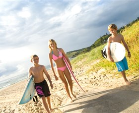 Ballina Surfing Beaches - Accommodation Cooktown