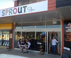 Sprout Eden - Accommodation Cooktown