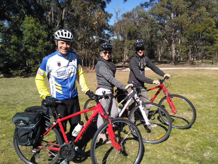 Granite Belt Bicycle Tours and Hire - Accommodation Cooktown