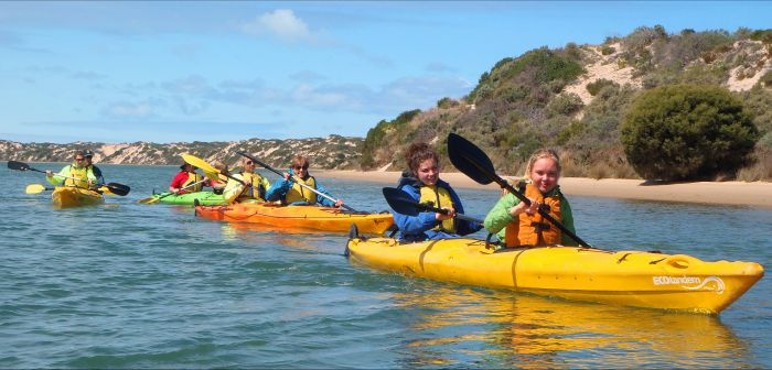 Canoe the Coorong - Accommodation Cooktown
