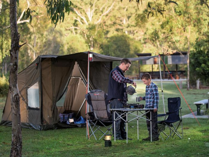 Hardings Paddock Campground - Accommodation Cooktown