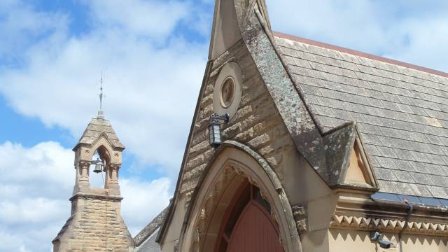 All Saints' Anglican Church - Accommodation Cooktown