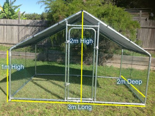 Maryriver Cages For Chickens Dogs Poultry - Accommodation Cooktown