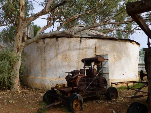 Hermannsburg Historical Precinct - Accommodation Cooktown