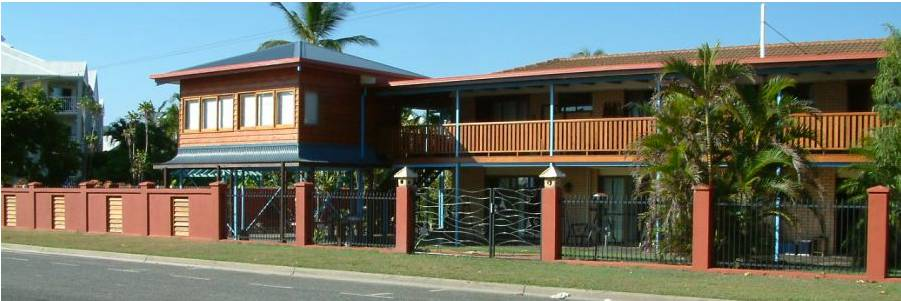 The Gallery on the Beach Cairns - Accommodation Cooktown
