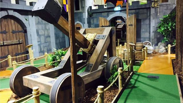 Mini Golf King - Accommodation Cooktown