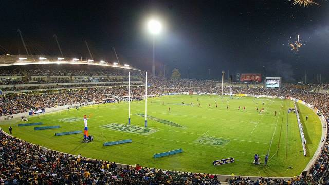GIO Stadium Canberra - Accommodation Cooktown