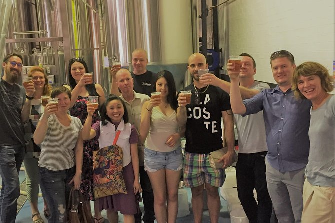CanBEERa Explorer Capital Brewery Full-Day Tour - Accommodation Cooktown