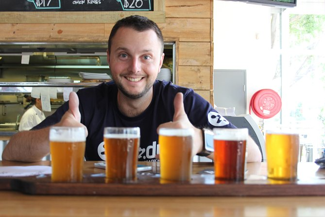 Capital 3in3 - 3 Craft Beer Hotspots in 3 Hours - Accommodation Cooktown