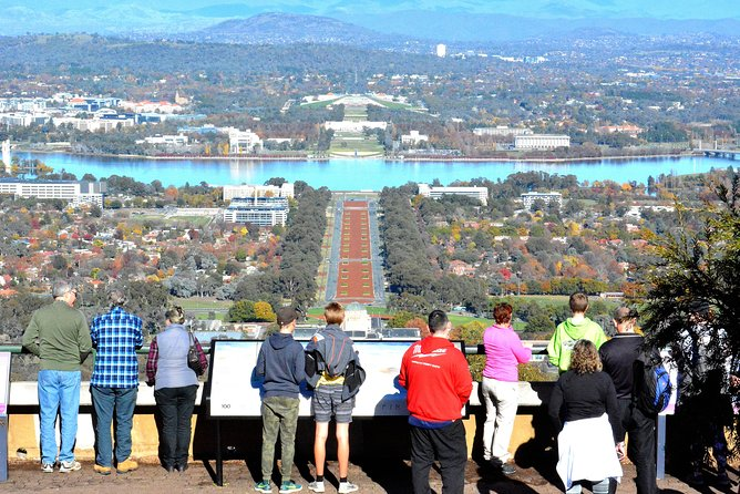 Highlights of Canberra Full day tour