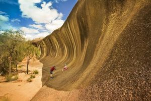 Full-Day Wave Rock  Historic York - Accommodation Cooktown