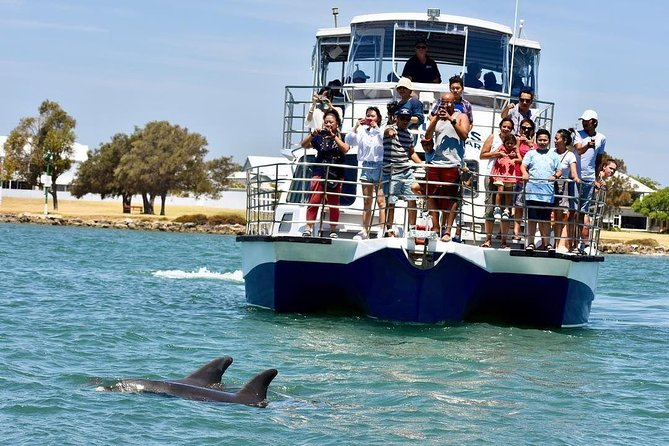 Mandurah Dolphin and Scenic Canal Cruise - Accommodation Cooktown