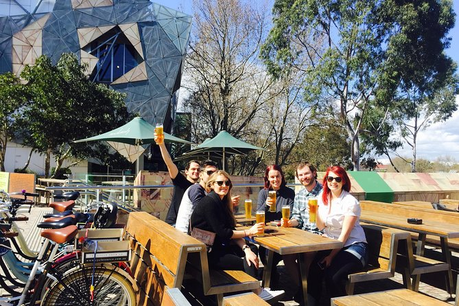 Melbourne Craft Beer Bike Tour - Accommodation Cooktown
