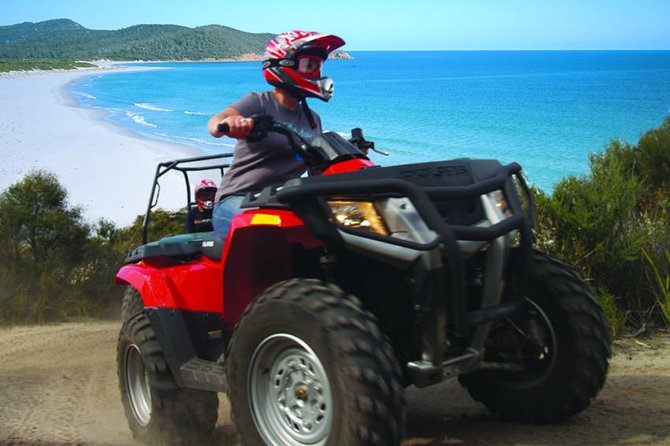 Half-Day Guided ATV Exploration Tour from Coles Bay - Accommodation Cooktown