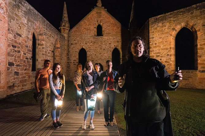 Port Arthur Ghost Tour - Accommodation Cooktown