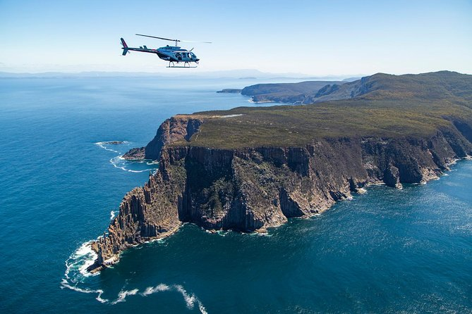 30-Minute Two Capes and Tasman Helicopter Flight from Port Arthur - Accommodation Cooktown
