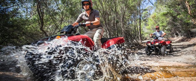 Quad Bike 2-Hour Adventure Freycinet National Park - Accommodation Cooktown