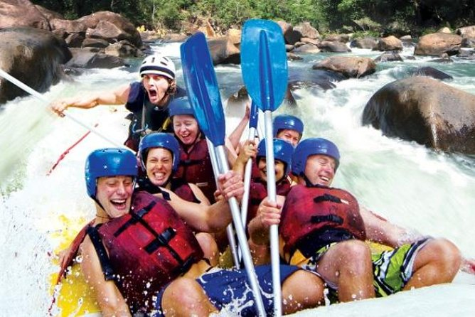 Tully River Full-Day White Water Rafting from Cairns including Lunch - Accommodation Cooktown