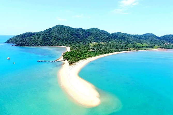 Dunk Island Round-Trip Water Taxi Transfer from Mission Beach - Accommodation Cooktown